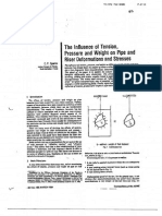 ASME Paper by Sparks- The Influence of Tension, Pressure & Weight