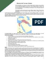 Resumen Total de Historia Del Cercano Oriente