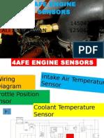 Sensor EFI Toyota Corona 4A-FE