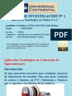 TRABAJO DE INVESTIGACION N° 1-LINO SANTOS ERIK BECKER