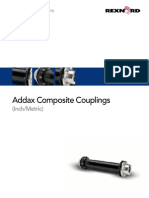 Composite Disk Couplings