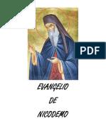 El Evangelio de Nicodemo