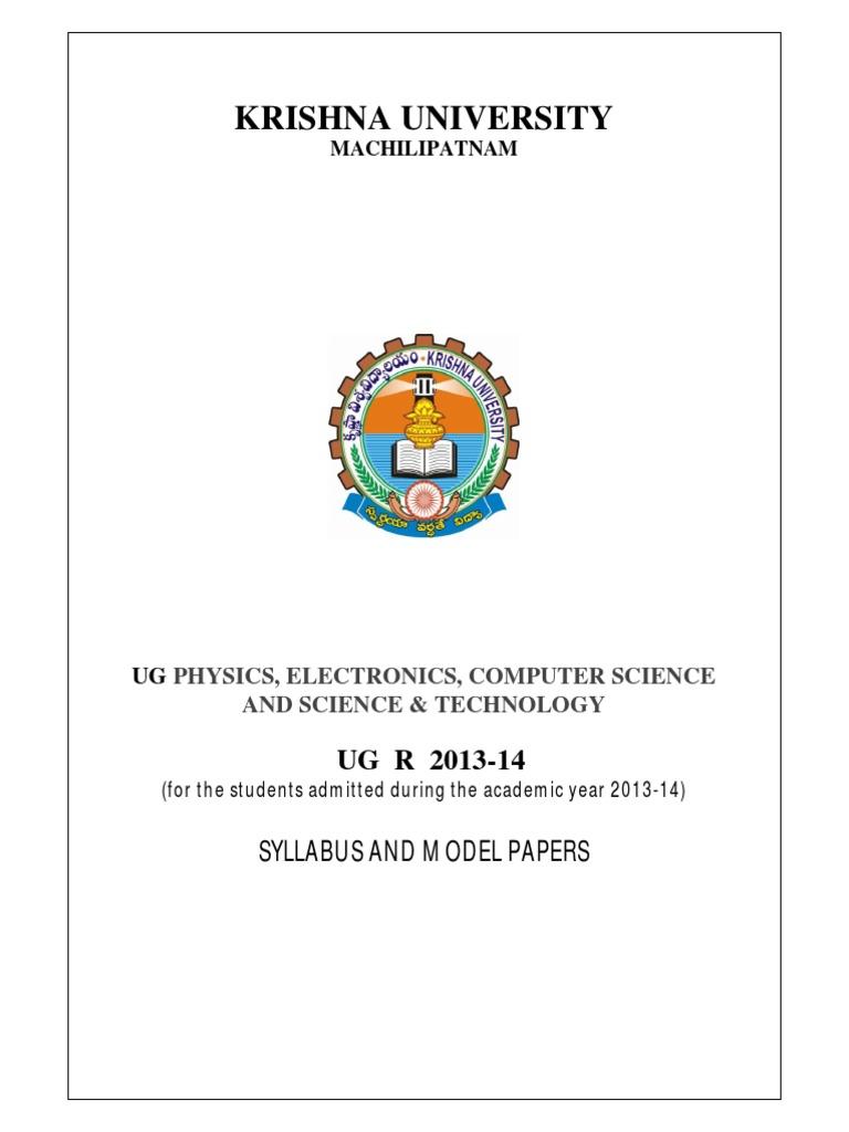 Ug Elephycsfst Syl Mppdf Bipolar Junction Transistor Rs Sedha Electronic Circuits Pdf Operating System