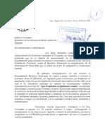 PETITORIO CONCEJO DELIBERANTE 290408