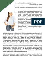 Noticia Grazi