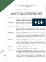 OE-2009-4 Estableciendo Medidas Adicionales de Austeridad, Disciplina y Reduccion de Gastos