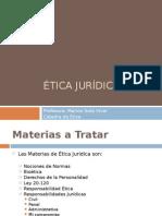 Ética Juridica