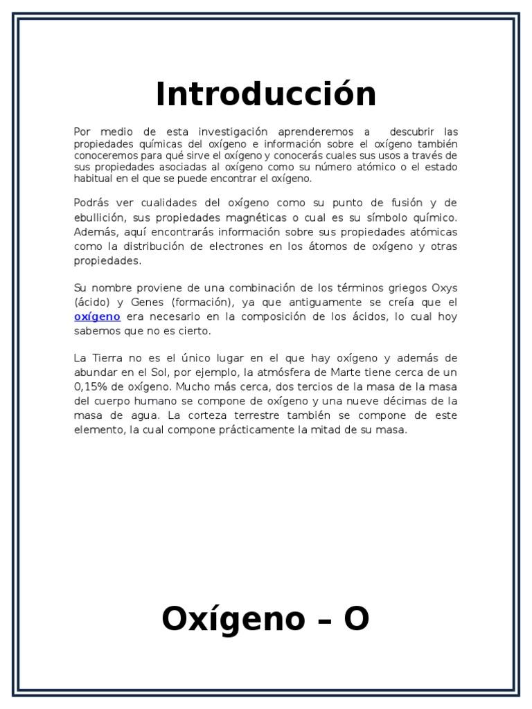 Oxigeno tabla periodica urtaz Image collections