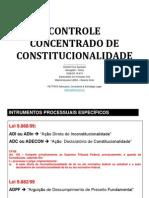 Ações constitucionais (slides)
