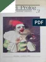 Igor Mrduljaš (Ur.)-Novi Prolog - Revija Za Dramsku Umjetnost. 3-CeKaDe (1987)