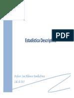 ESTADISTICA DESCRIPTIVA - ENVIO2