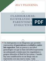 Taxonomia y Filogenia