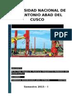 Cimentaciones - Mejoramiento Del Suelo y Modificacion Del Terreno - Drenes de Arena y Drenaje Vertical