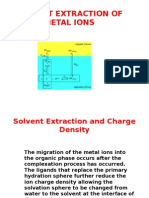 Extraction of Metal