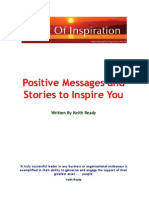 Positive Messages and Stories to Inspire You