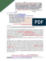 20150811-Schorel-Hlavka O.W.B. to Elliott Stafford and Associates Your Ref LA-05-06-Re Buloke Shire Council Cc LSC-COM-2015-0873-Supplement 2