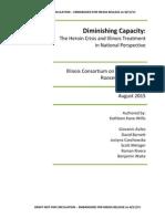 Dimishing Capacity
