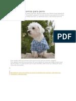 Camisa Para Perro