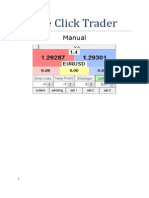 One Click Trader Manual ENG