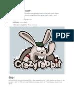 Create a Fun, 3D, Character Logo (w9)