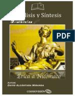 anlisis y sintesis ética a Nicómaco Aristóteles.pdf
