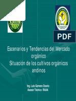 Mercado Para Cultivos Andinos Org Nicos
