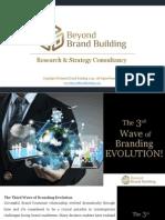 The Third Wave of Branding Evolution