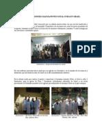 INFORME MISIONERO DE ISRAEL - FEB 2010