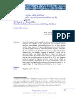 Articulo Anacronismo e Irrupcion