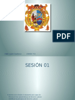 Derecho Laboral.sesión 01