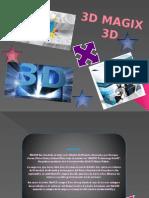 dISEÑO mULTIMEDIAtexto 3D