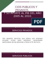 SERVICIOS PUBLICOS Y PRIVADOS  mary.pptx