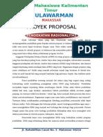 Proposal AMKT Mulawarman Makassar