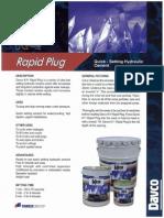 Davco K11 Rapid Plug Datasheet (1).pdf