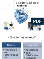 Higiene y Seguridad en El Trabajo (HyS)