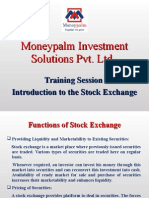 Stock Exchange - 2