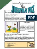 Periódico NÚMERO 6 - 2009-10