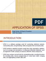 applicationofspssusha1-111219112334-phpapp01.ppt
