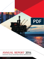 MOL Group Annual Report 2014