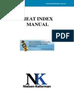 Heat Index Manual