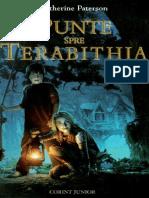 Ketherine PATERSON - Punte Spre Terabithia