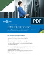 Data Center Optimization Planning Guide
