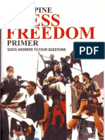 Philippine Press Freedom Primer (2007)
