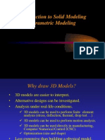 7 - Introduction to Solid Modeling