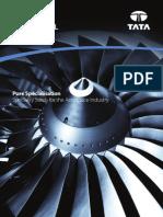 Tata Steel Aerospace Pocket Book Aug12