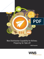 New Distribution Capability for Airlines