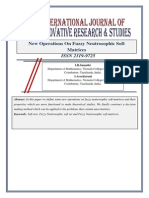 New Operations on Fuzy Neutrosophic Soft Matrices