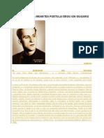 70 de Ani de La Moartea Poetului Erou Ion Siugariu