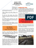 OTHR August 2015 News