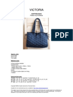 Victoria Knitted Bag